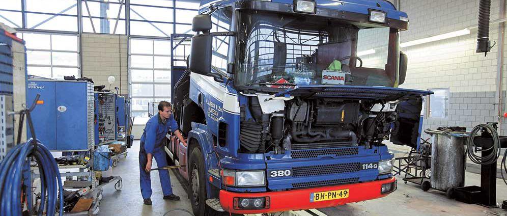 автомобилей капитальный ремонт грузовых